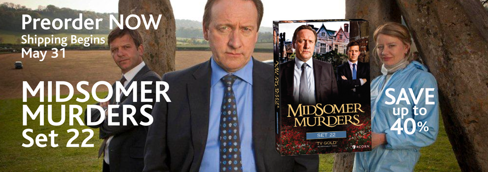 Midsomer murders preorder set 22